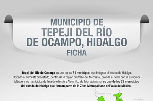 Municipio de Tepeji Del Río | Ficha
